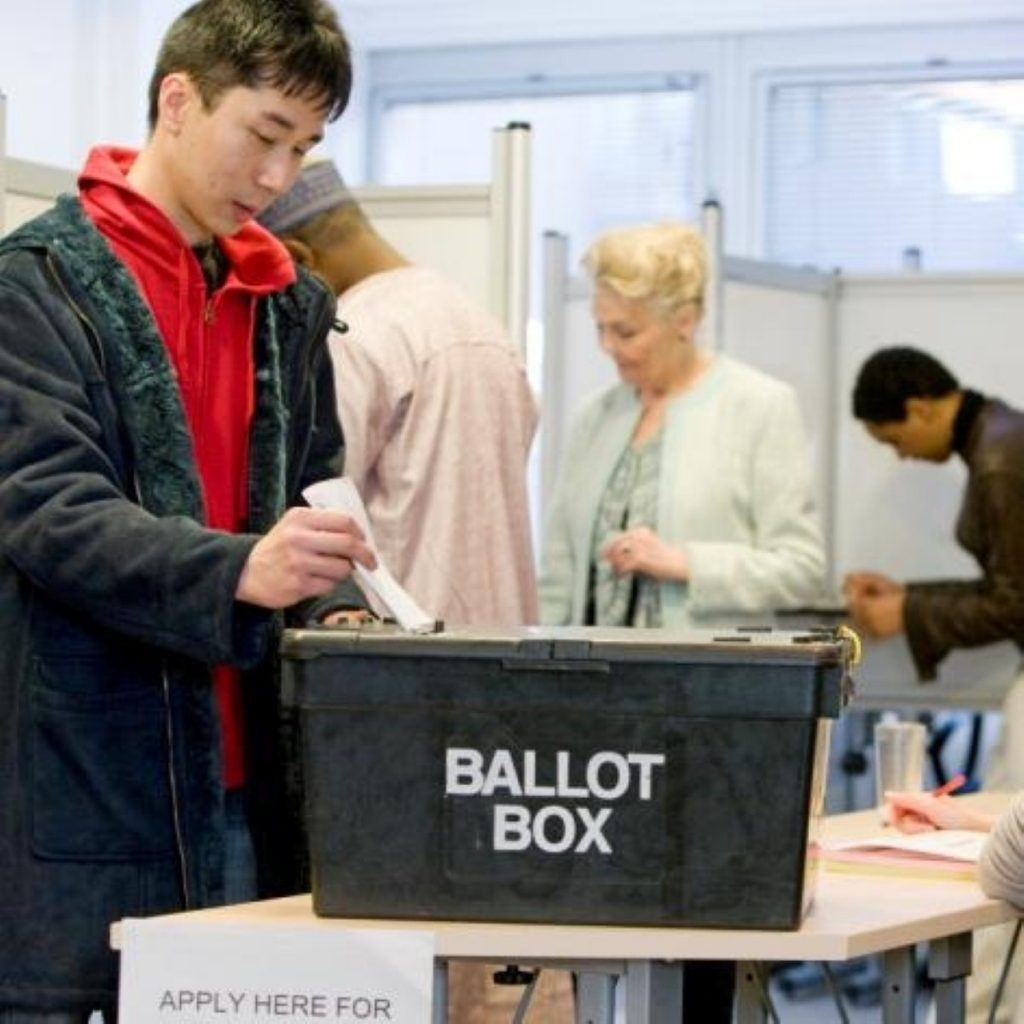 Public will decide on Britain's next voting system on May 5th