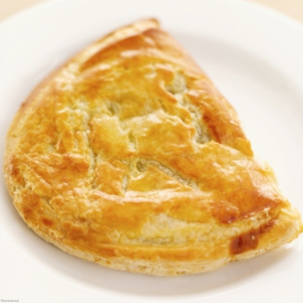 Pasty tax: Hot takeaway food will be hit by VAT after Budget 2012