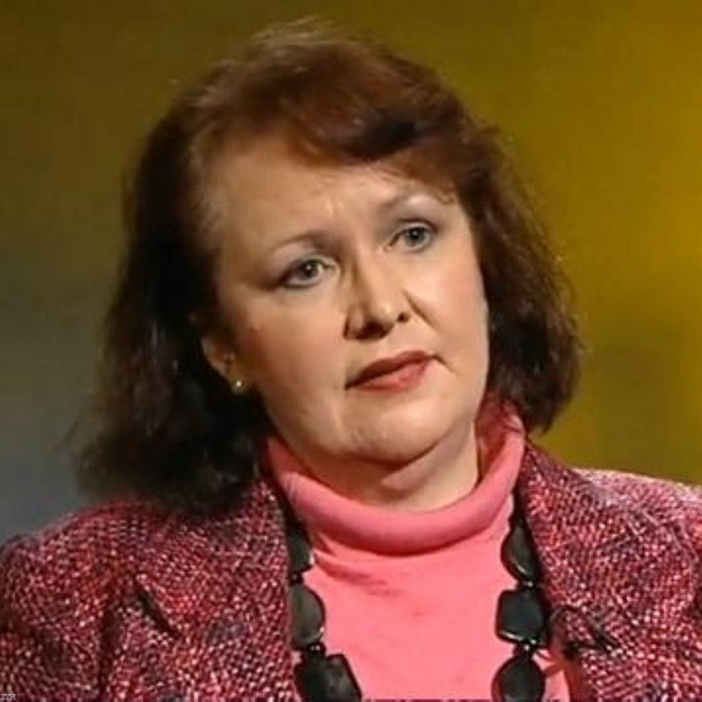 Christine Pratt's charity has been suspended