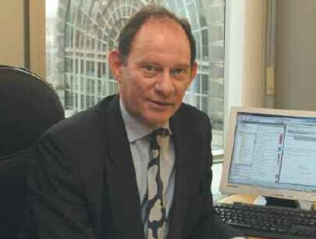 Edward McMillan-Scott is a vice-president of the European parliament