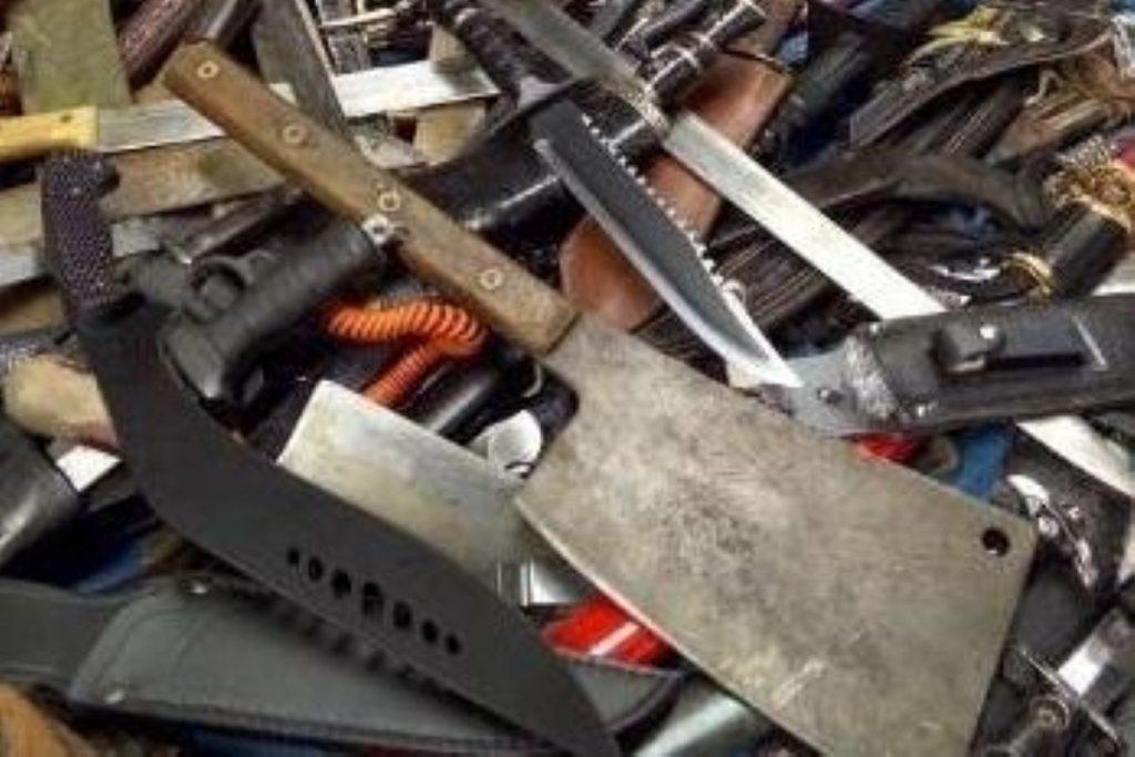 Knife crime has fallen under Labour, but problem remains huge