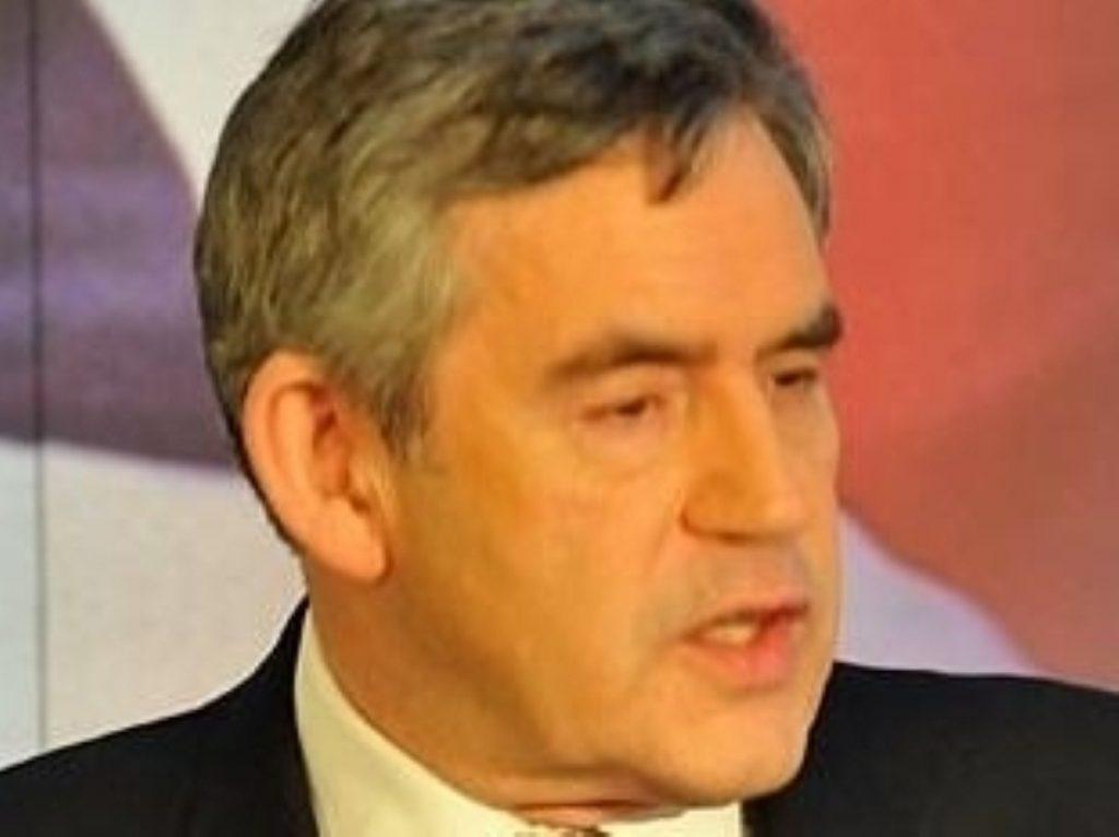 Gordon Brown's resignation speech in full