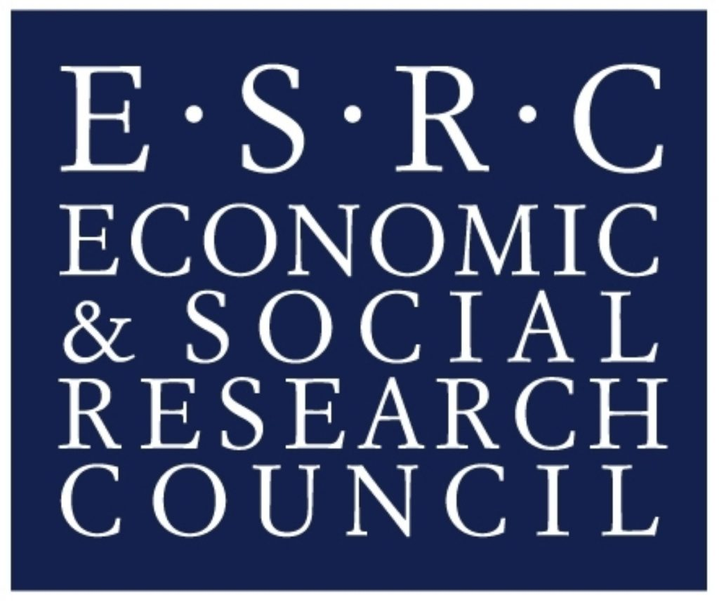 ESRC: Differing lifestyles: a study of ethnicity and health