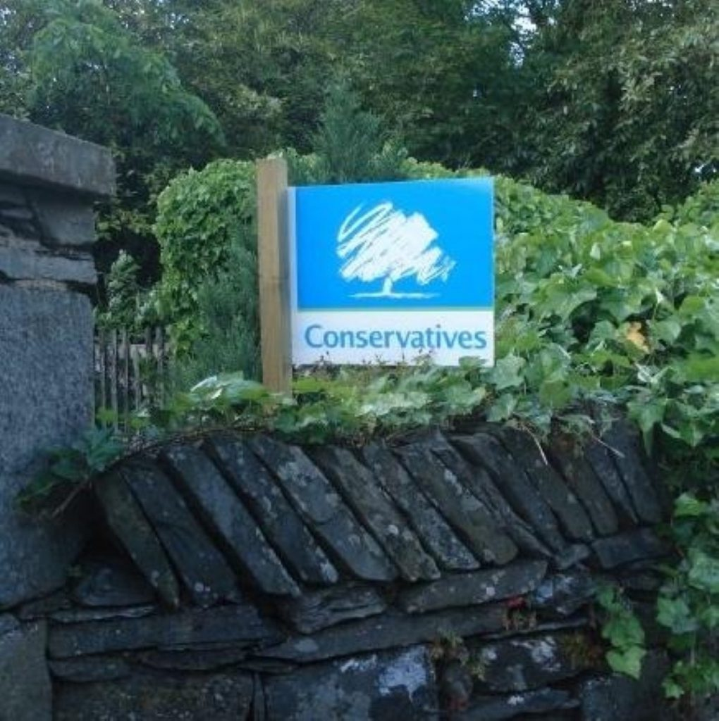 An unexpectedly good night for the Conservative party