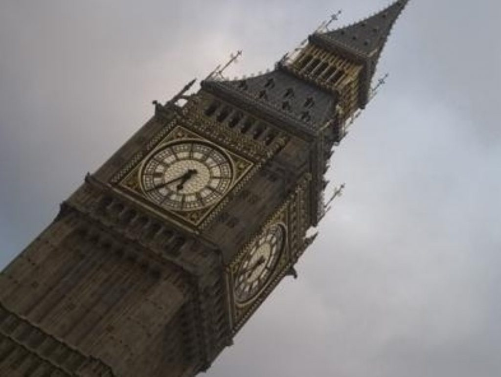 Will parliament be hung?