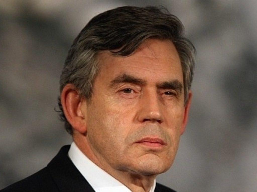 Brown: Labour willl never walk away