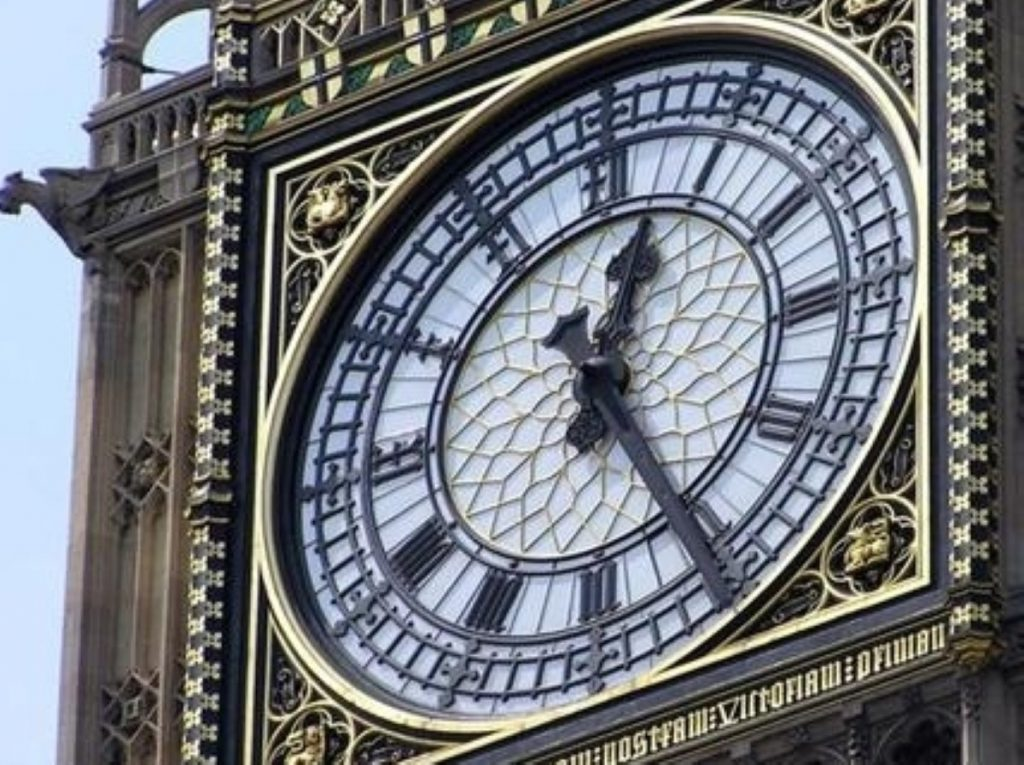 The final day: Big Ben counts down to election day