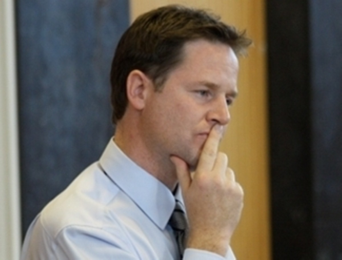 Clegg wins over businesses to improve social mobility
