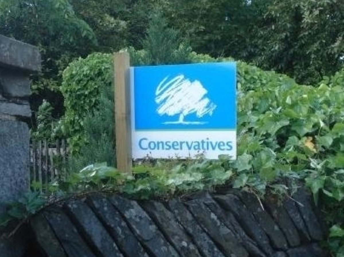 Tory rural vote: Not as secure as it was once