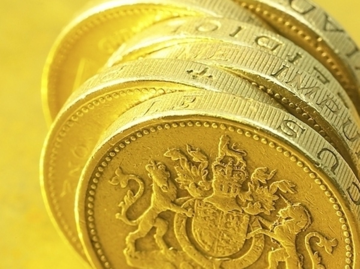 Devalue the pound, save the economy? Experts believe a weaker pound could help UK manufacturing recover faster.