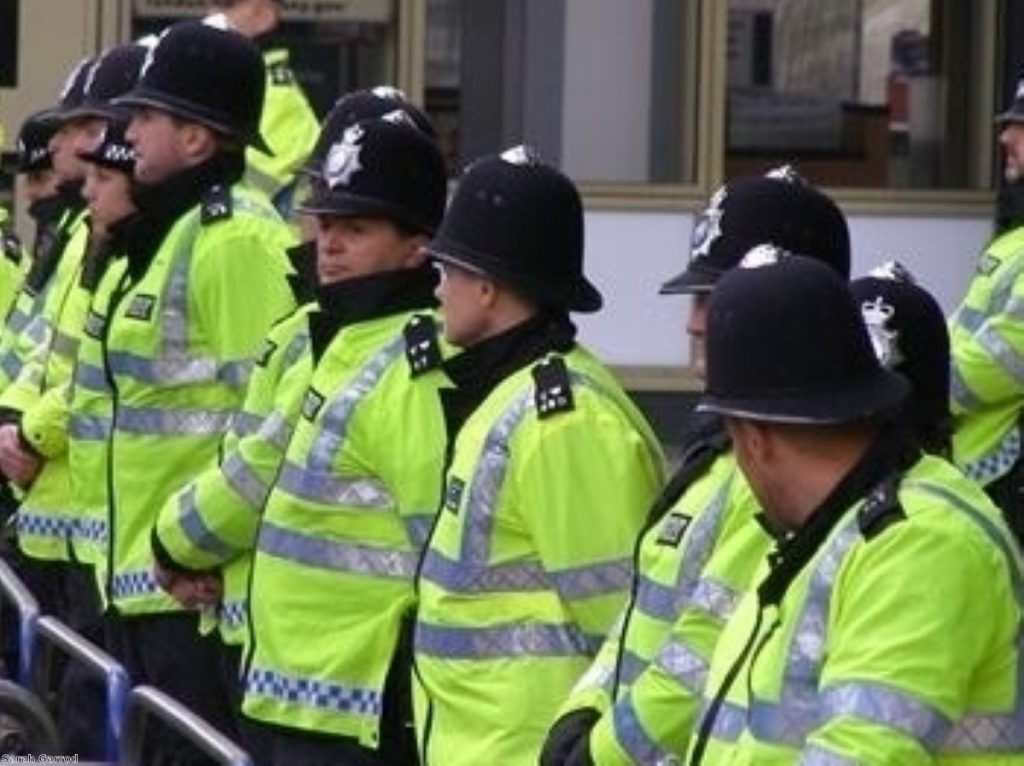 Police face £135 million cuts, according to Unison