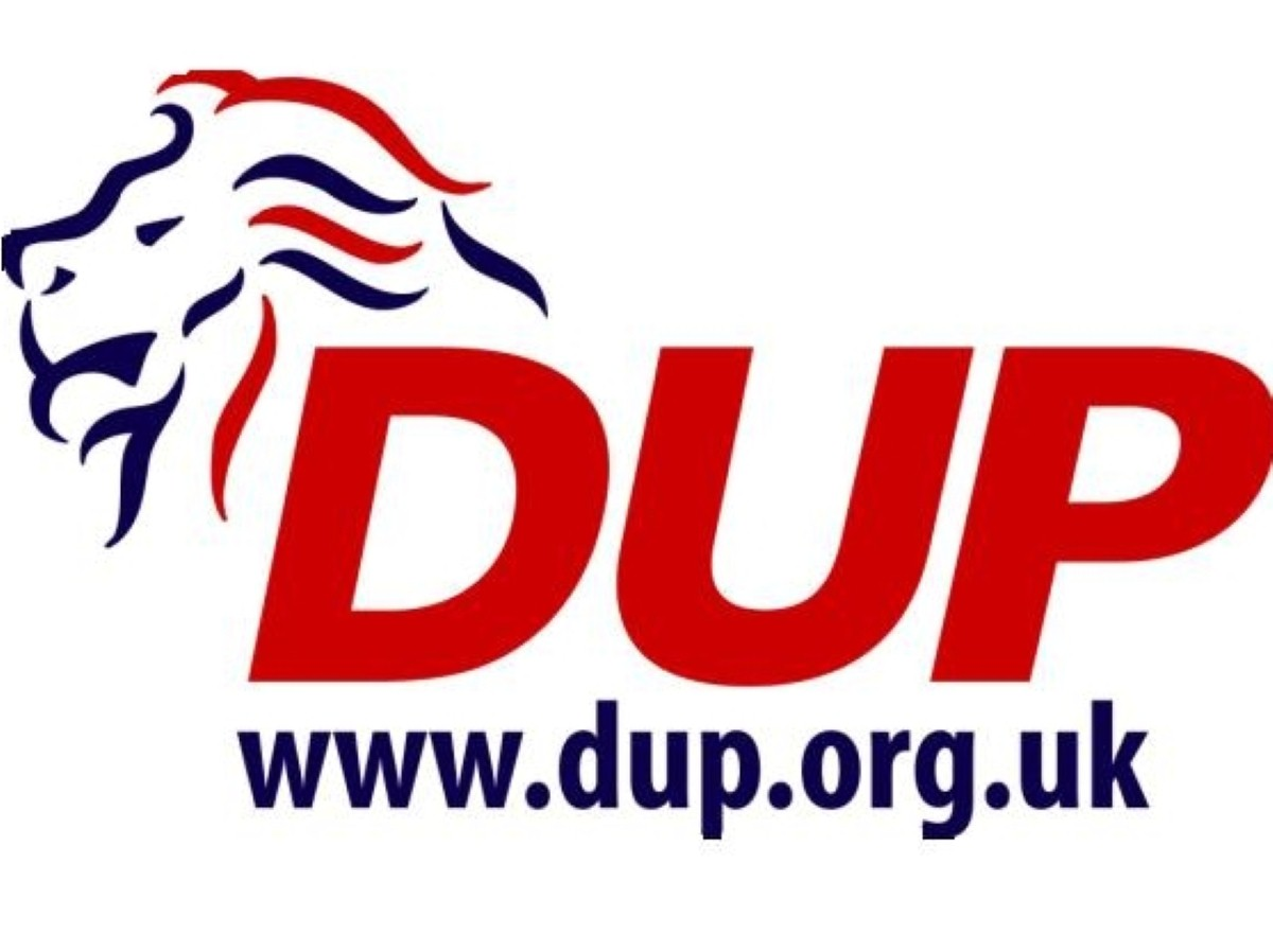 The DUP is understood to be considering going into coalition with the Tories