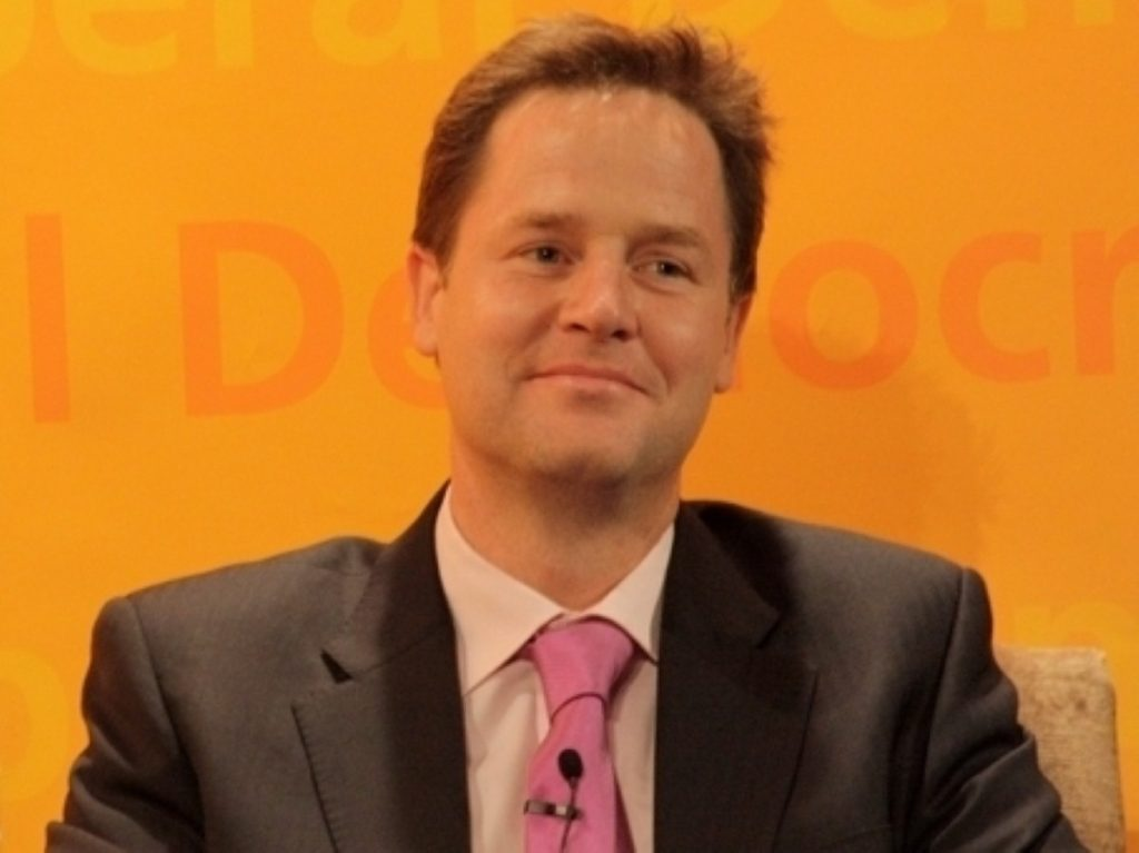 A major policy victory claimed by the Lib Dem leader