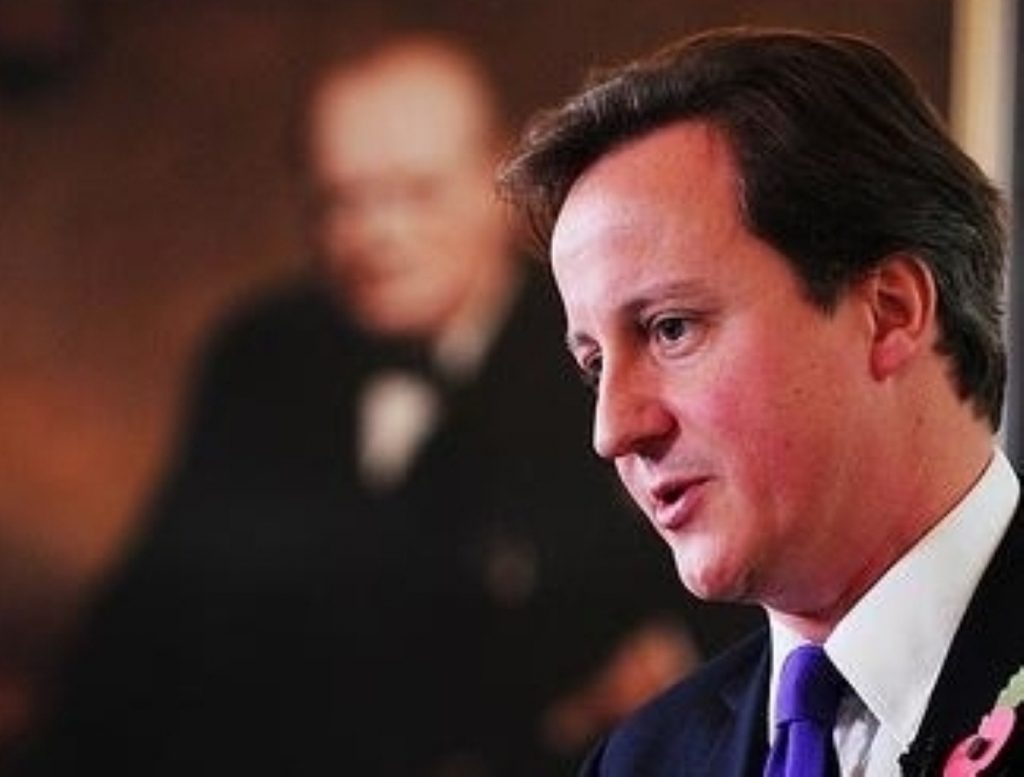 Pressure's on: Cameron told to make statement to Commons