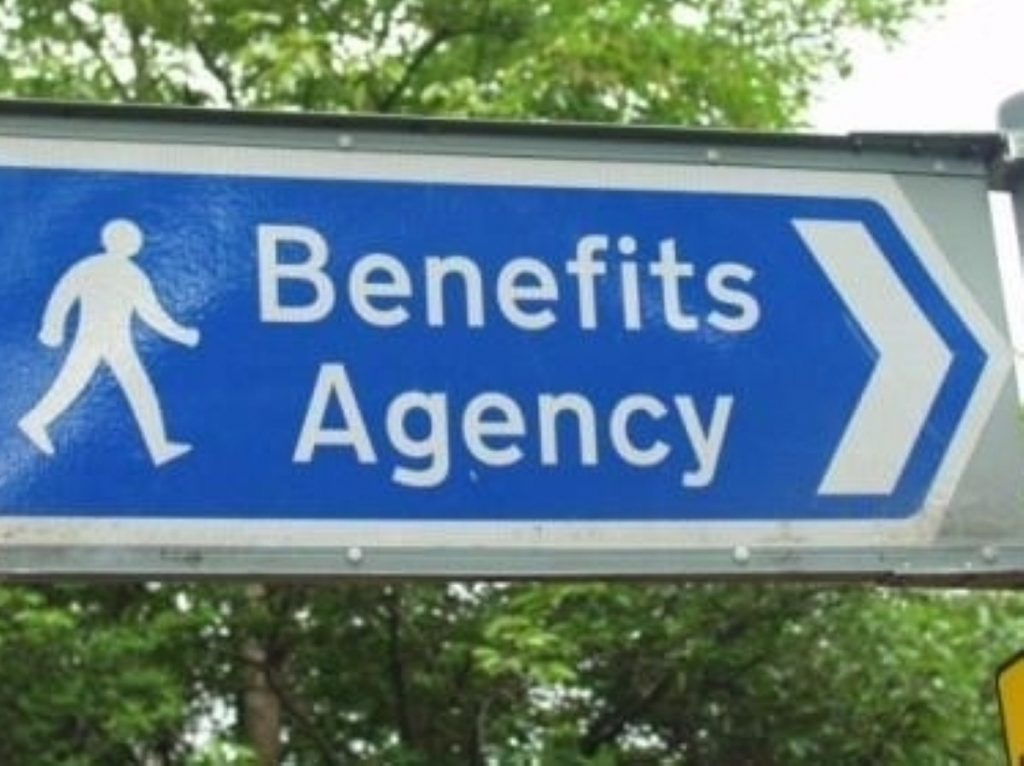 Benefits bill not affected by higher immigration levels