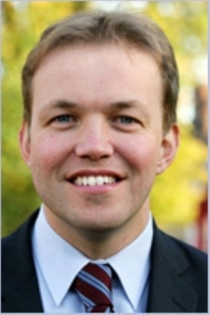 David Burrowes is the Conservative MP for Enfield Southgate