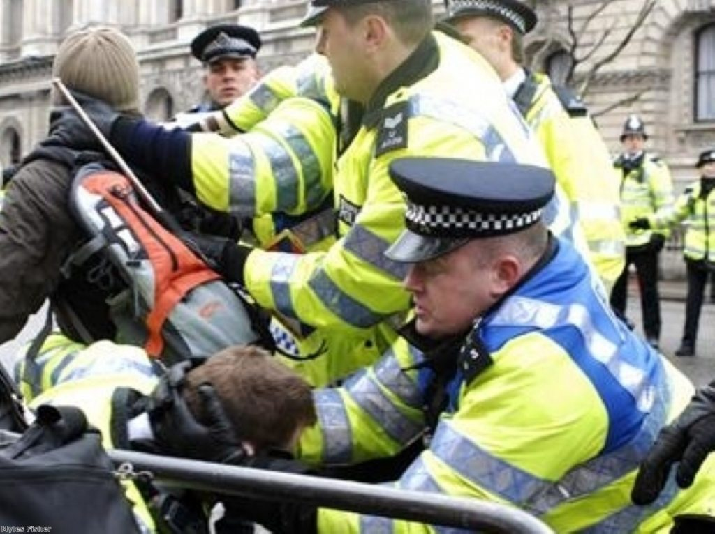 The future of deficit reduction? Clegg predicts a riot.