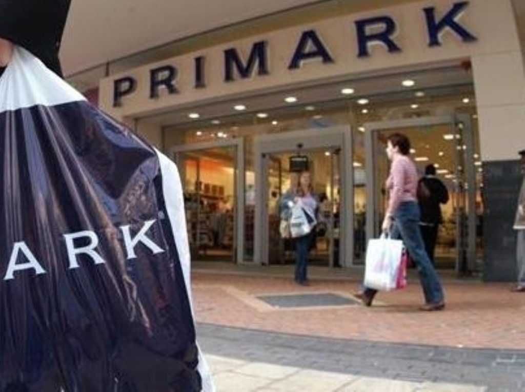Primark's rock bottom prices have proved popular on British high streets.