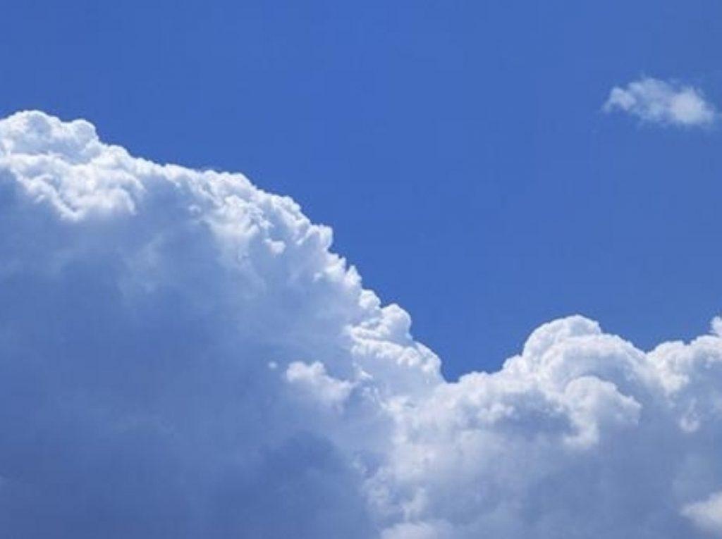 Blue skies ahead? Gas-cloud cancels election trip