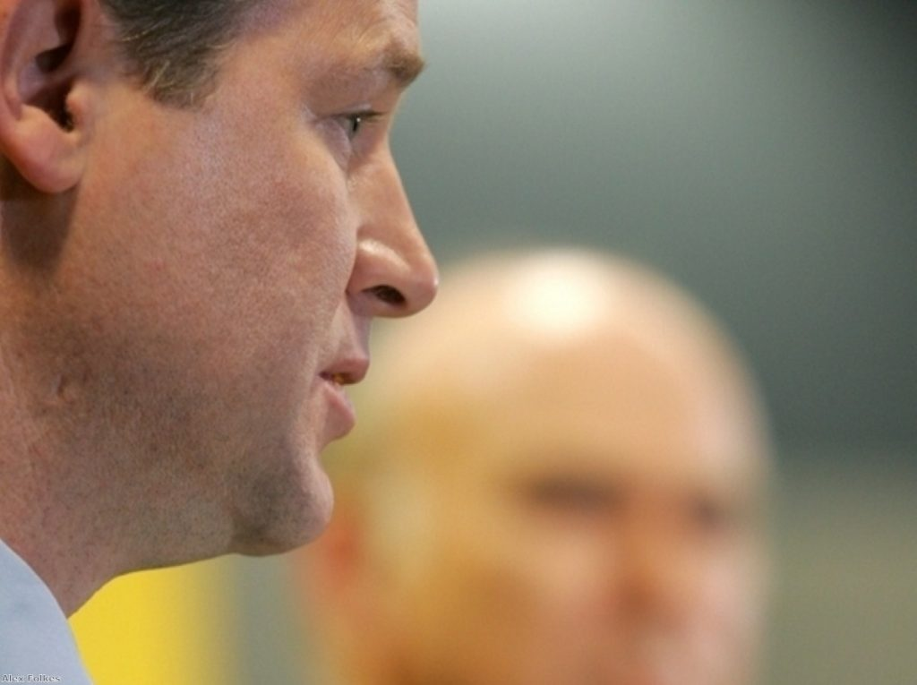Nick Clegg will remain insecure, Vince Cable will remain ambiguous