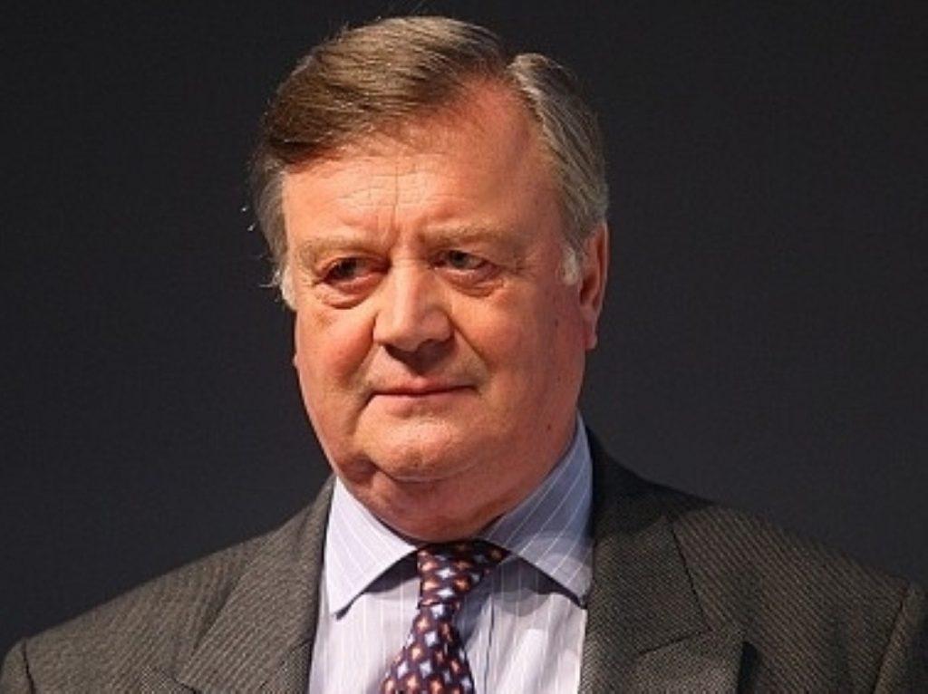 """Ken Clarke tells politics.co.uk he has a """"horror"""" of hung parliaments"""