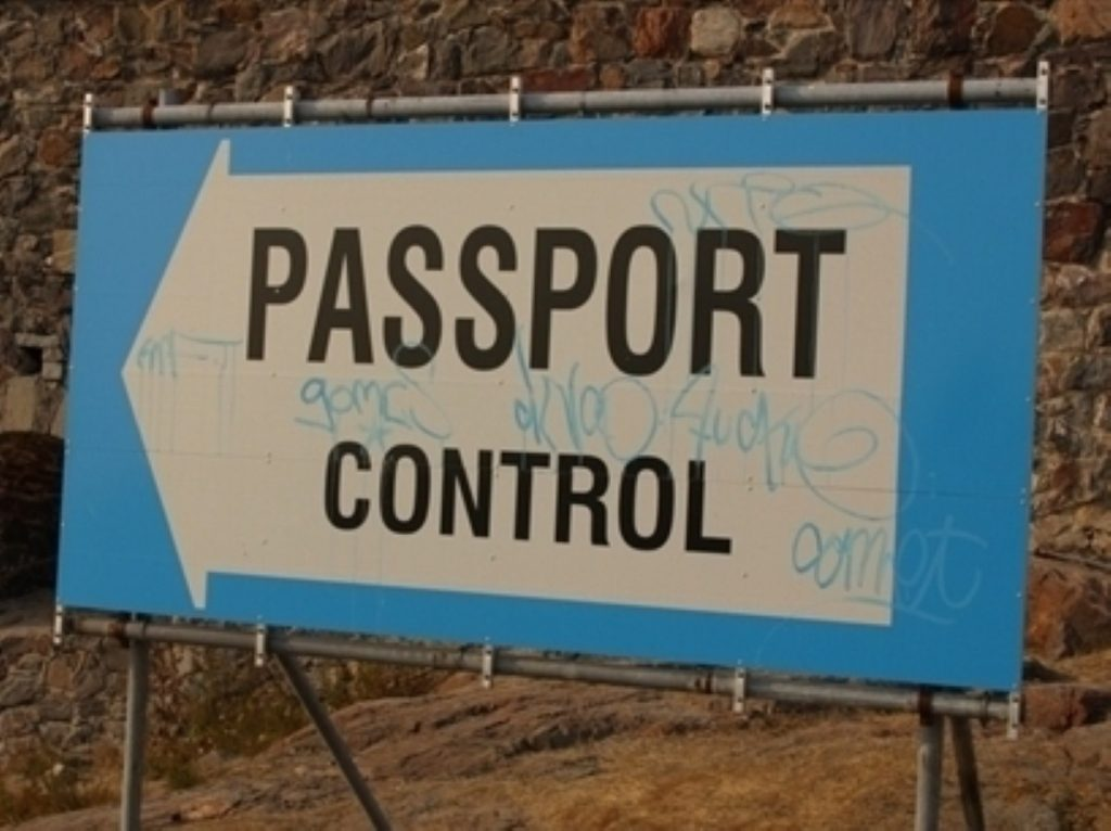 The UK Border Agency has been criticised for its cuts
