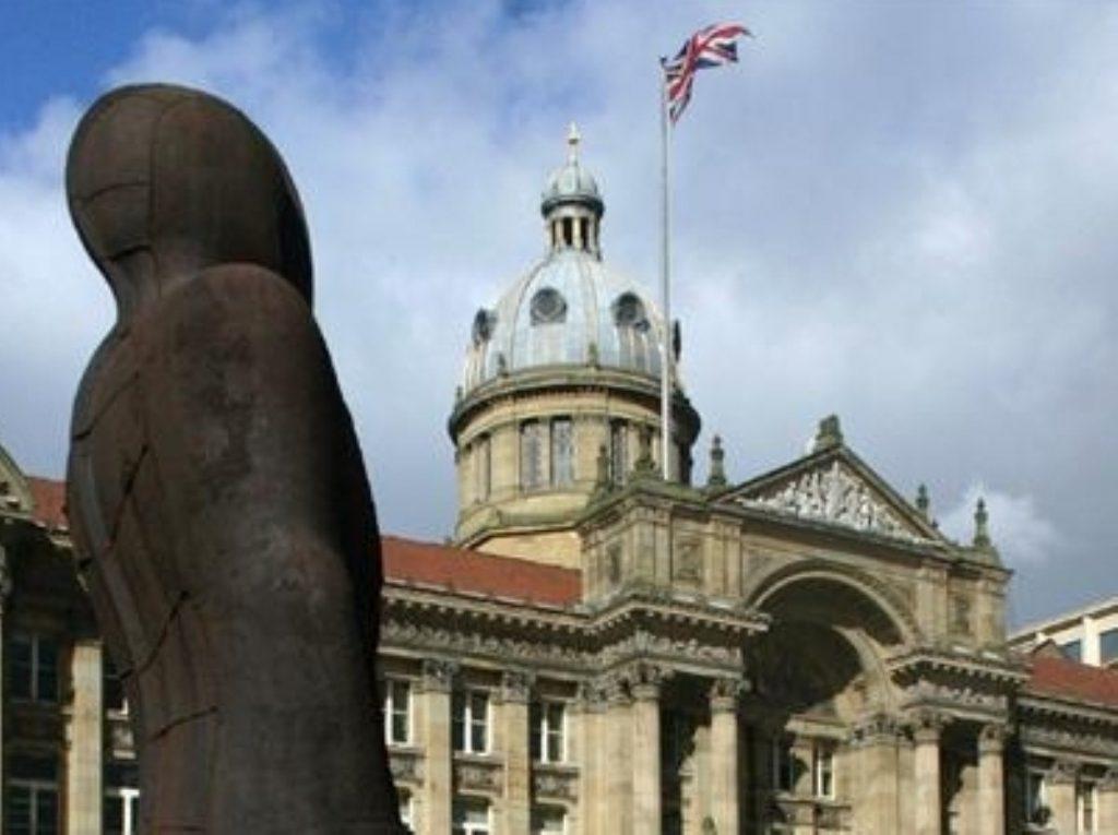 £212m of cuts were announced by Birmingham in cuts