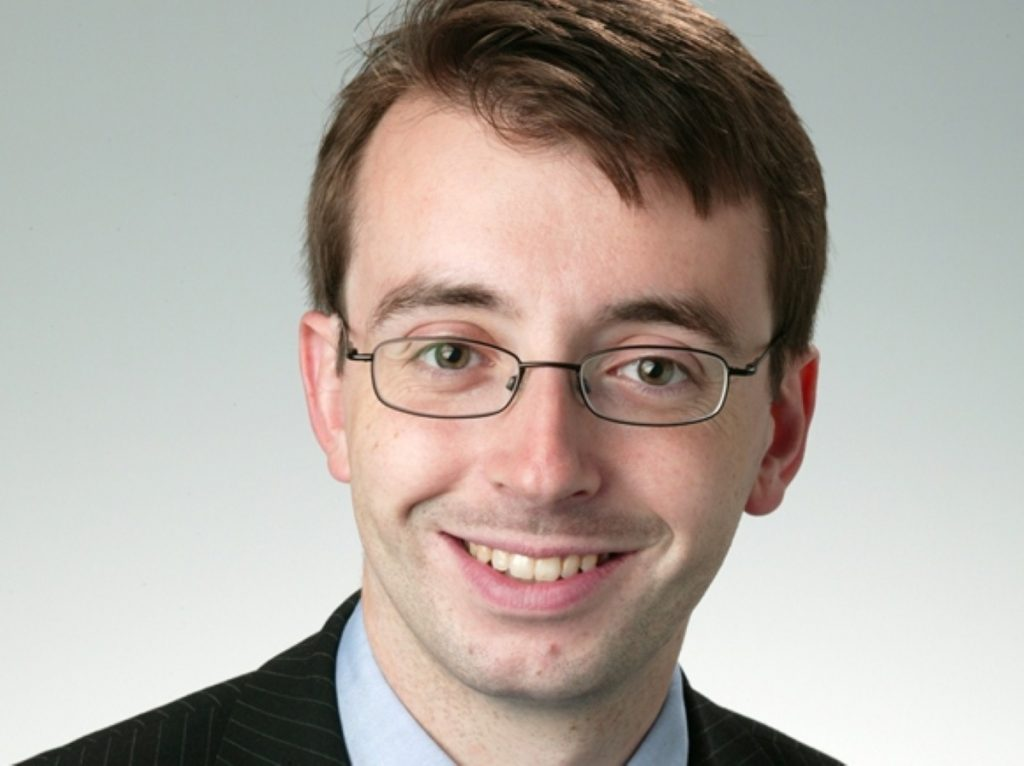 Tim Archer, Tory PPC for Poplar and Limehouse