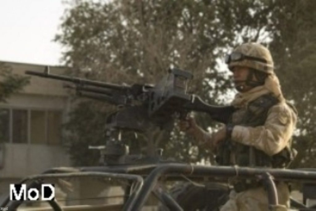 Further British reinforcements in Afghanistan unlikely, Fox has indicated