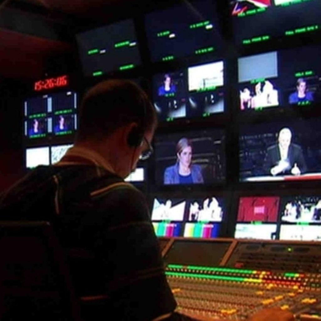 Sky News during last year's general election debate
