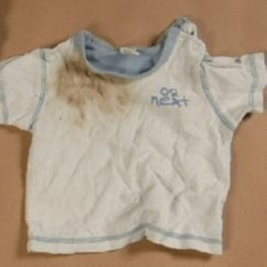 Baby P's clothes
