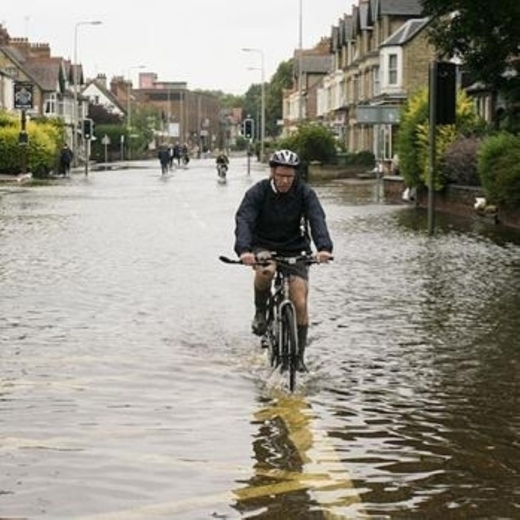 Cuts to Defra raise concerns over flood defences