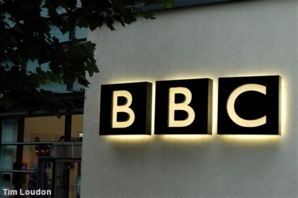 The BBC is keen to show it can keep down costs