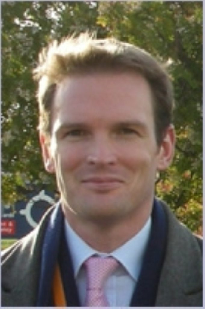 Daniel Poulter is the Conservative MP for Central Suffolk and North Ipswich