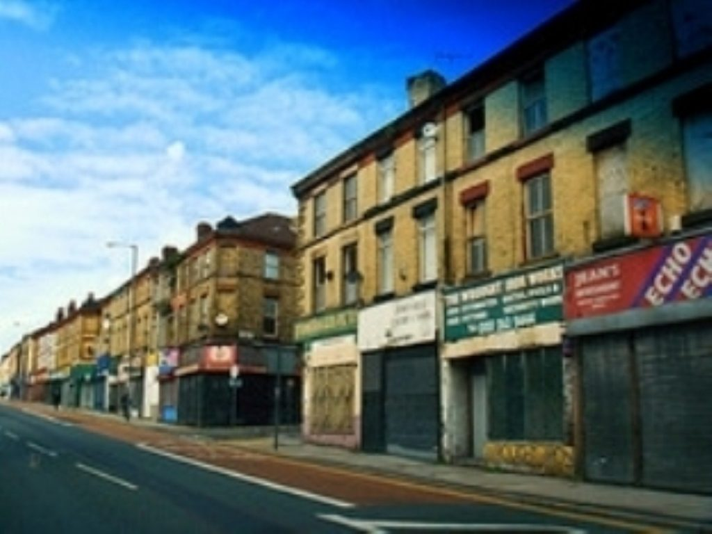 Wavertree High Street, where Lib Dems and Labour have clashed in the battle for the seat