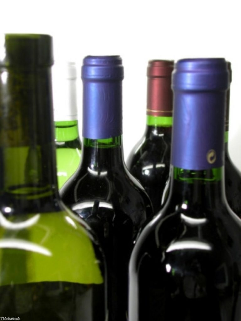 The government has no idea how much revenue the UK loses in wine smuggling