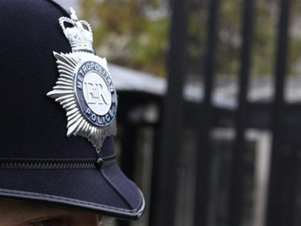 Police powers to stop and search have been curtailed