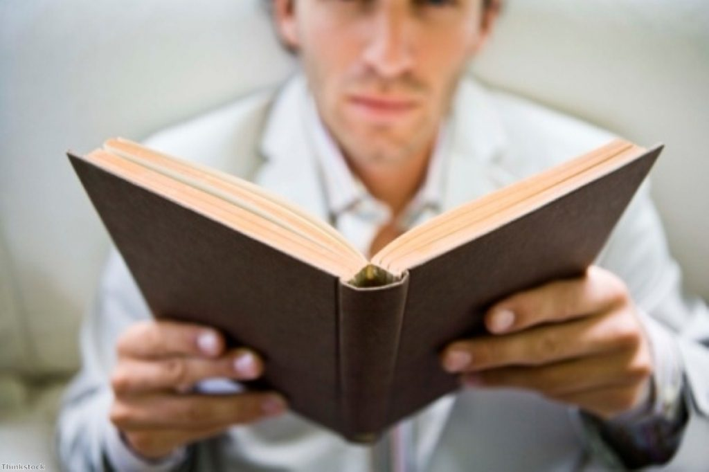 Reading between the lines: The coalition is 'anti-book'