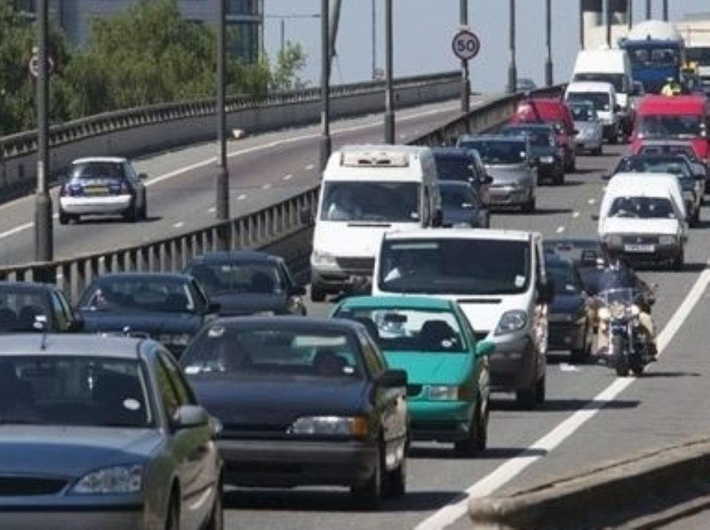 Traffic disruption possible over Bank Holiday weekend