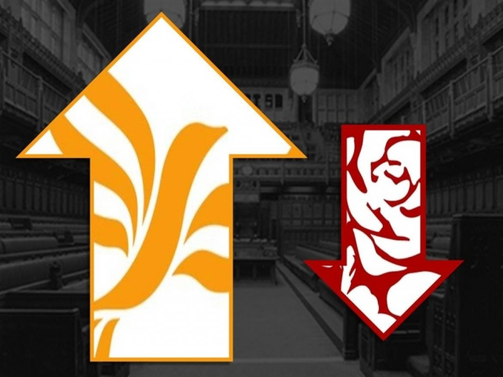 Charles Clarke loses Norwich South