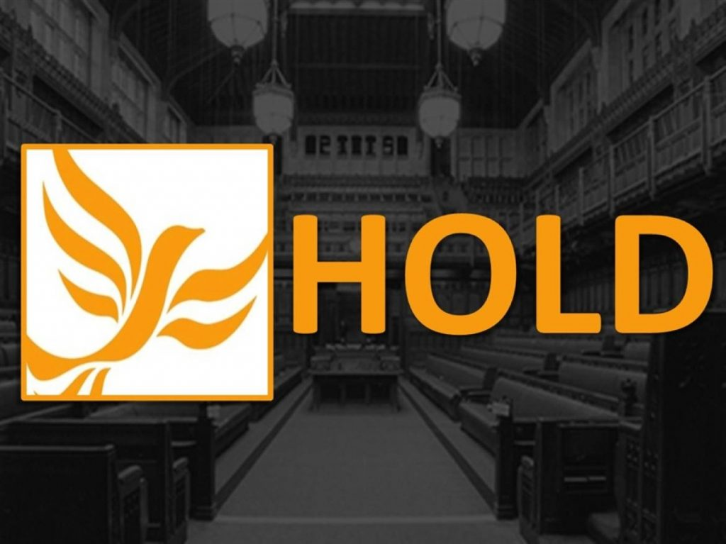 Huhne holds Eastleigh