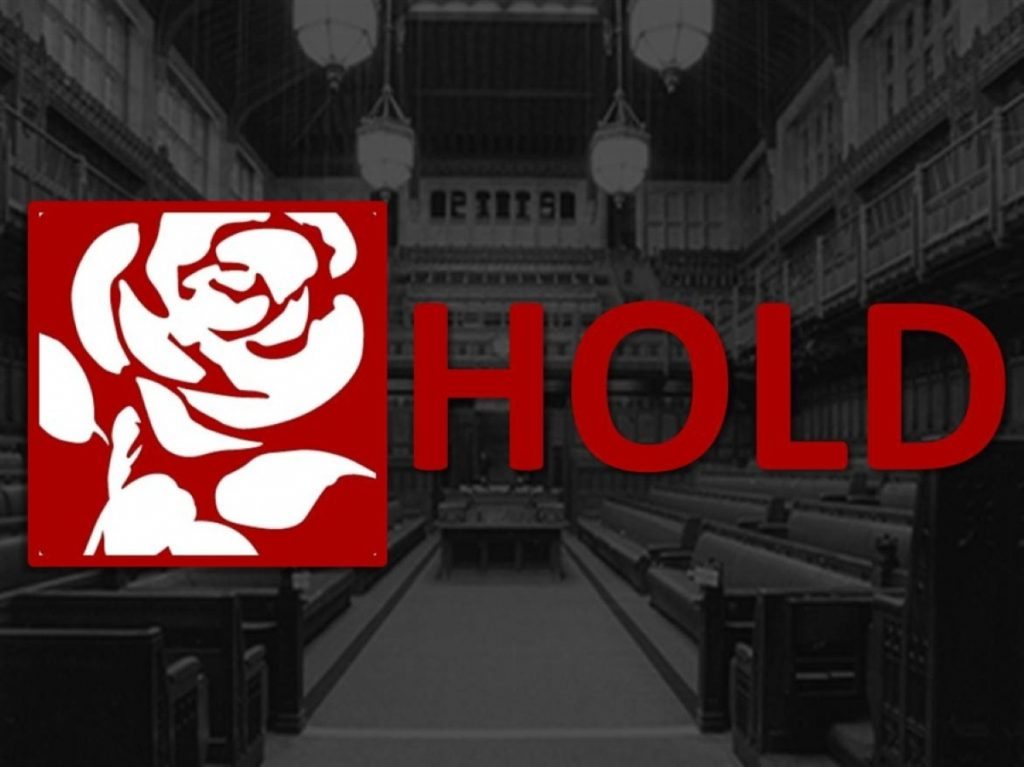 Labour hold Vauxhall