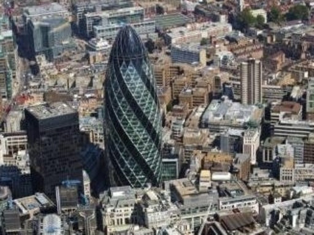 The 'gherkin' in the city of London, whose Ukip candidate has some very forthright opinions