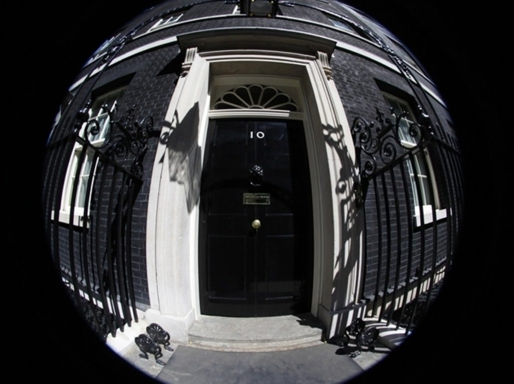 General election 2010: The race for Downing Street
