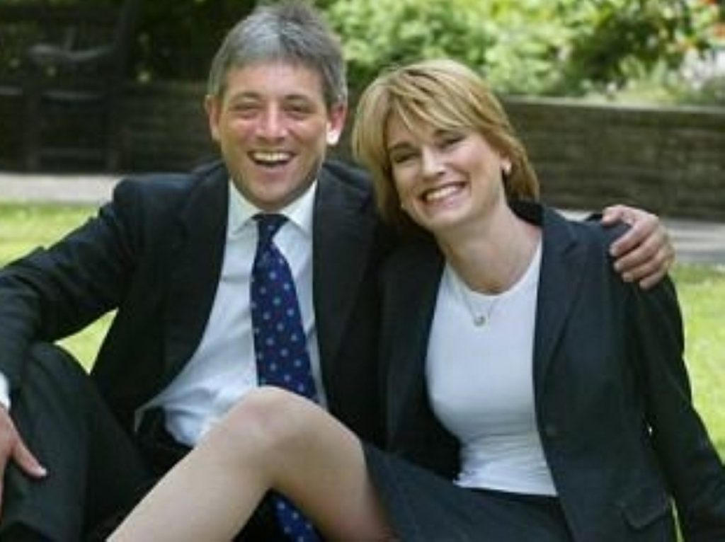Sally Bercow lost her council race while husband John was re-elected to parliament