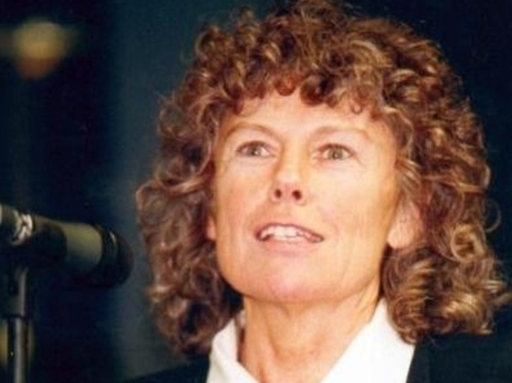 Kate Hoey is the second MP to break ranks