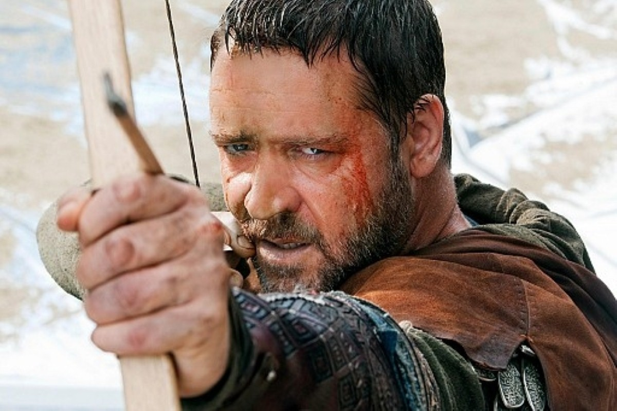 Robin Hood... without the stealing bit