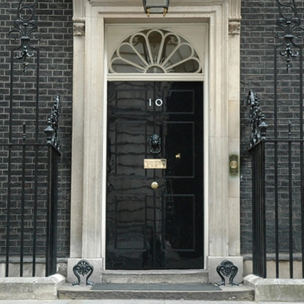 No 10's inner circle appears to be struggling