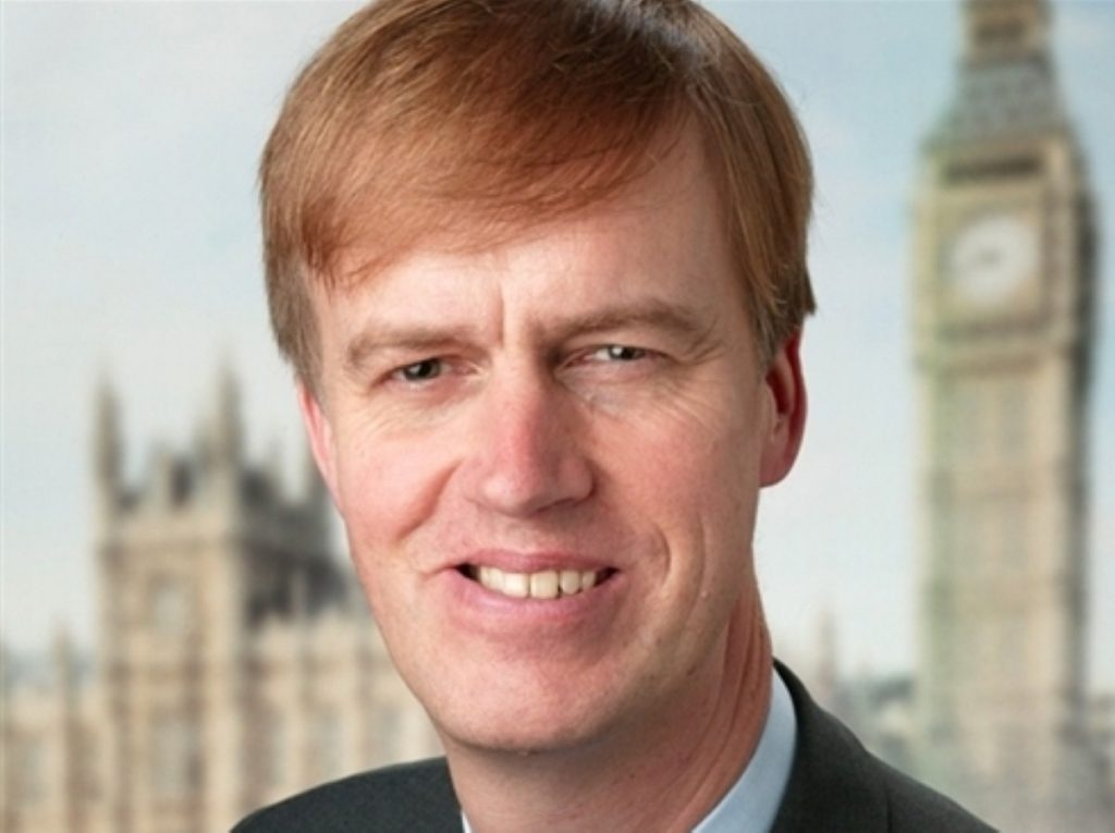 Stephen Timms spent five days in hospital after being stabbed