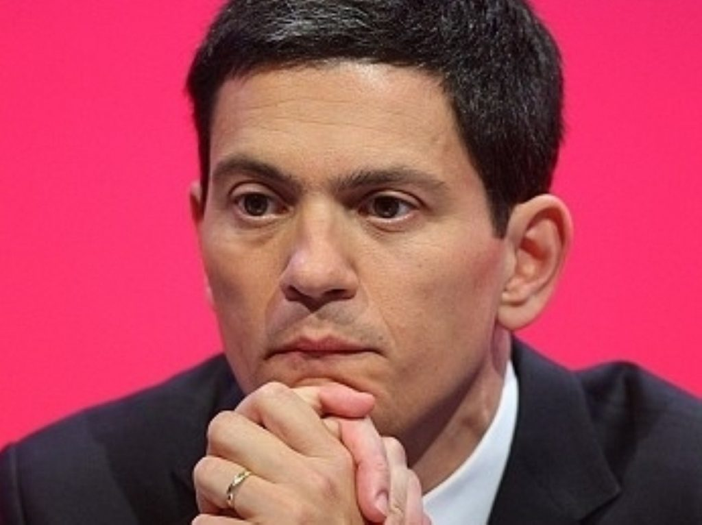 Miliband: New Labour is over